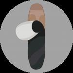 Шкурка Griptape для лонгборда