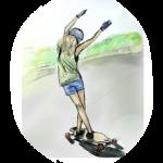 Выбор лонгборда по стилю катания