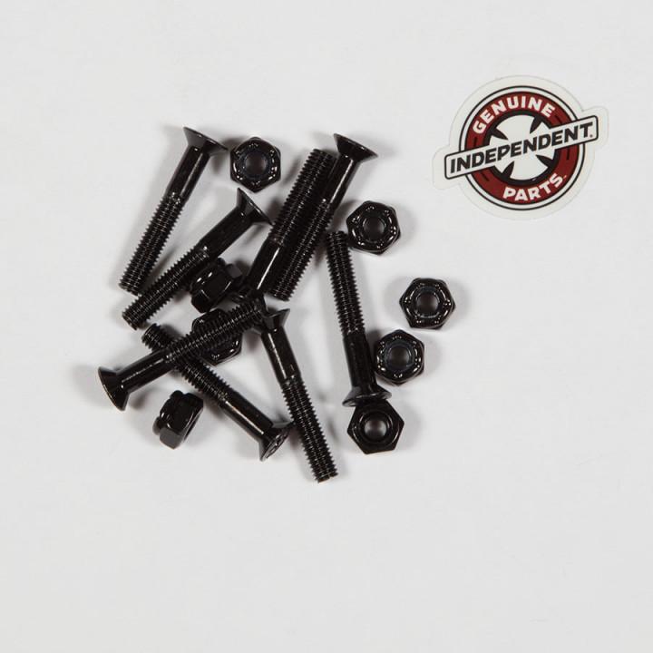 Болты 1,25 дюйма потай (31,25 мм) для крепления лонгборд подвески с гайками