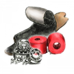 Проставки для лонгборда (райзеры, шокпады, risers, shockpads)