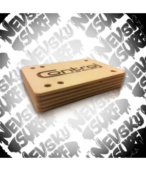 Проставки Control Riser Pads (15mm) комплект 2 шт.